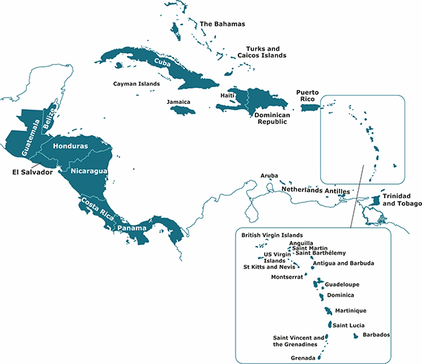 Central America - Fat Birder